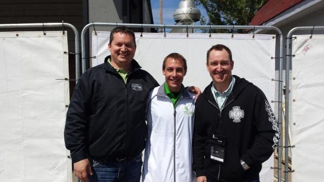 Tayler, TJ, Mike